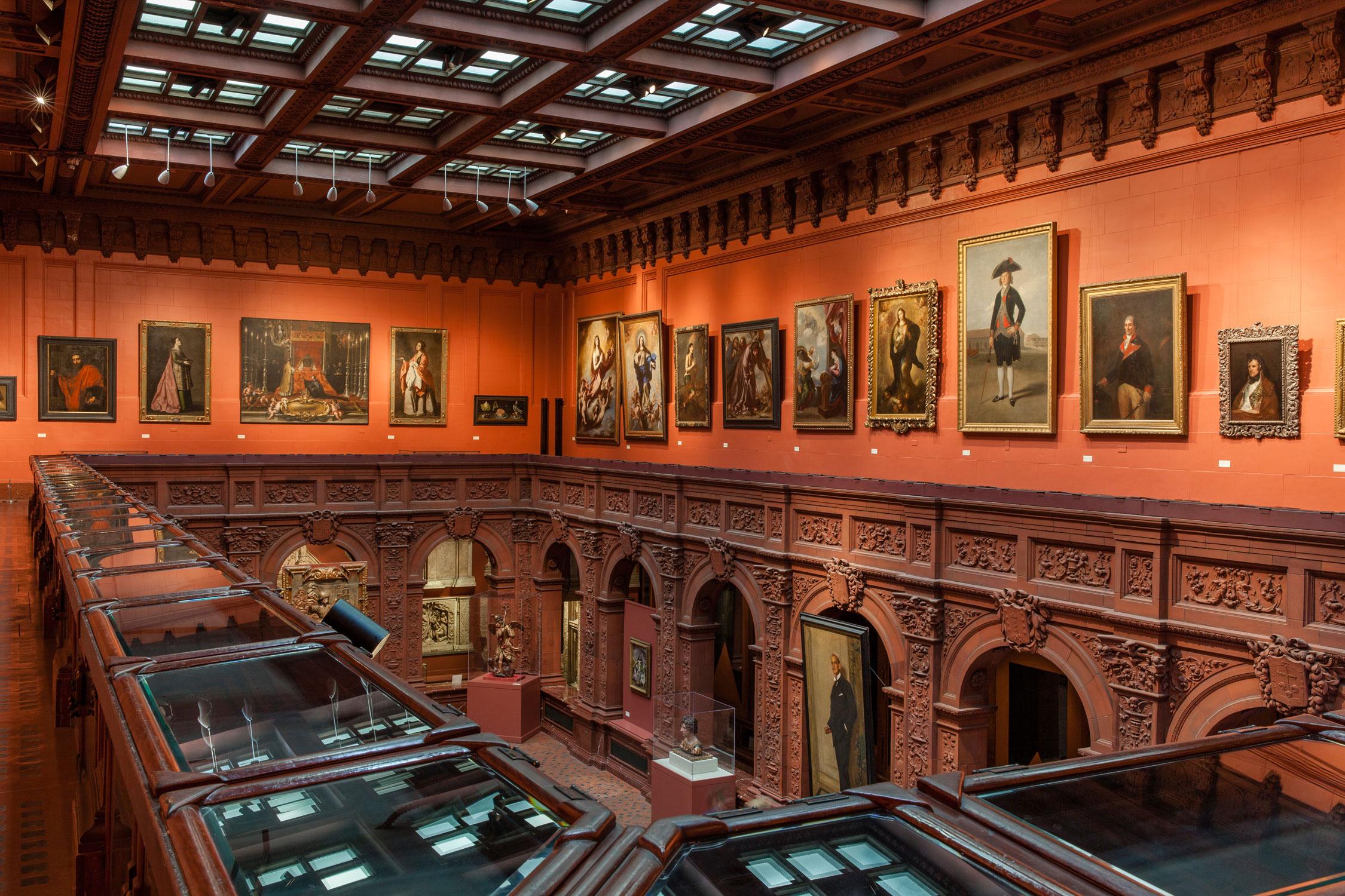Biblioteca de la Sociedad Hispánica de América