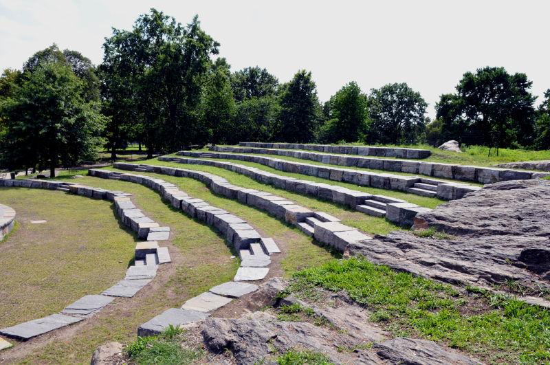 Crotona Park Amphitheatre