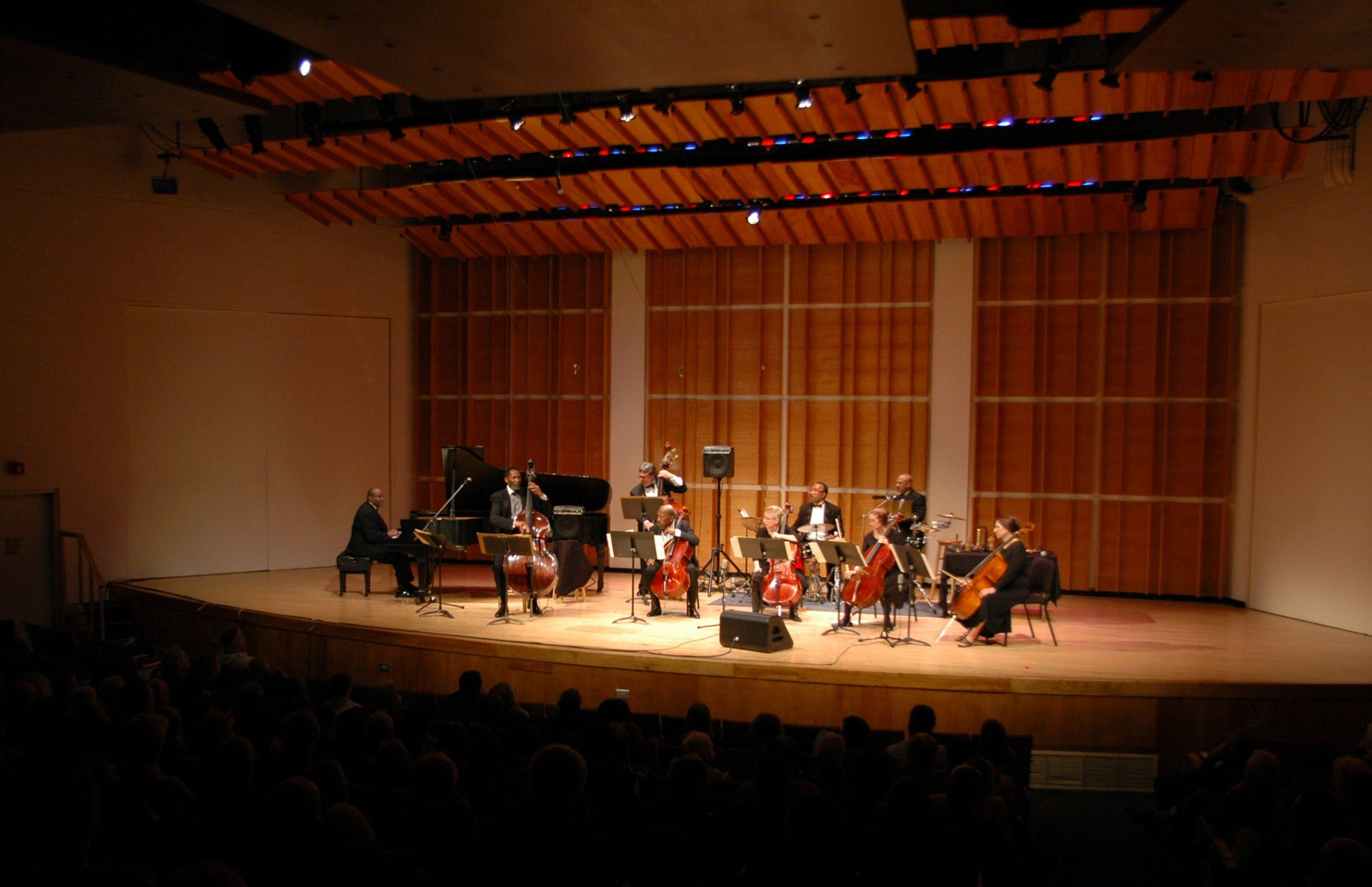 Merkin Hall Concert