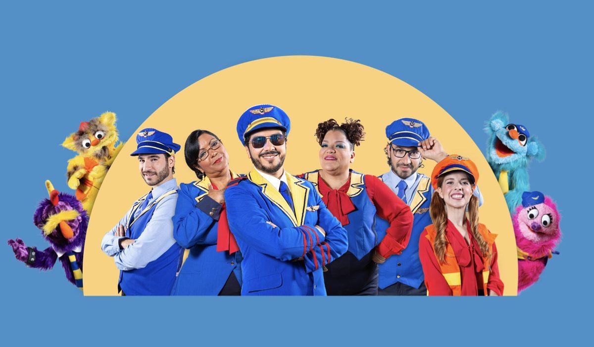 Imagen oficial de El Avión de SEA.
