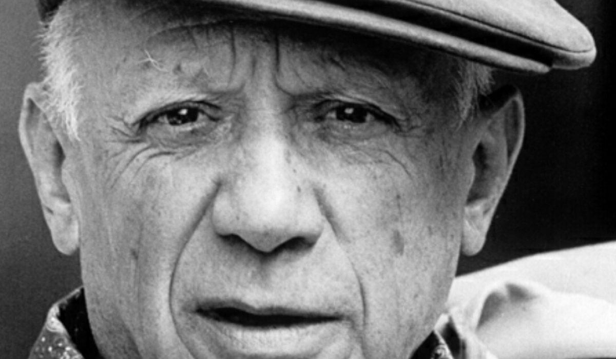 Pablo Picasso (1962). Fuente: Revista Vea y Lea (Argentina).
