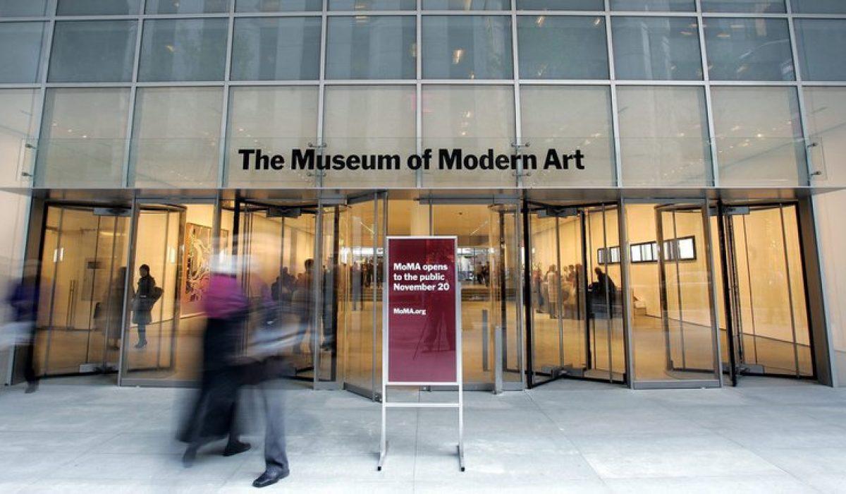 En la imagen, el Museo de Arte Moderno (MoMA) en Nueva York (Estados Unidos) (EFE/Andrew Gombert/Archivo)
