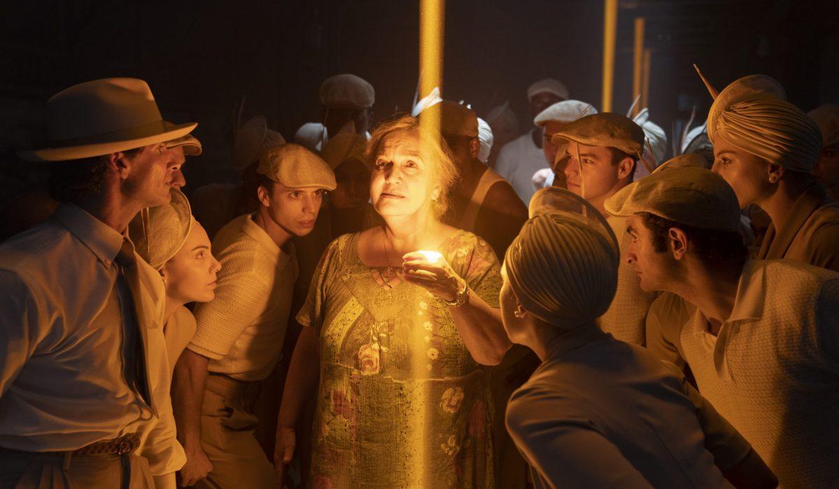 Olga Merediz en la película 'In the Heights'
