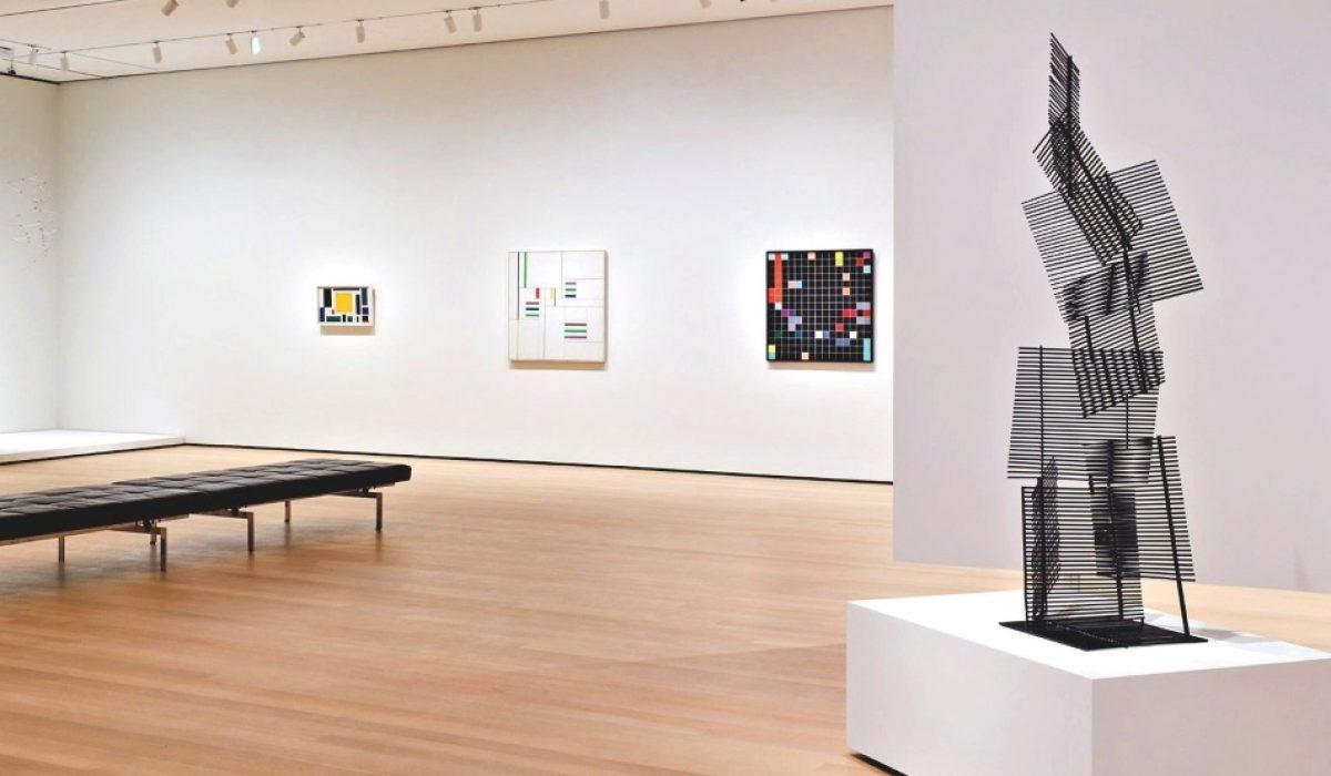 Exposición Sur Moderno. Foto: MoMa